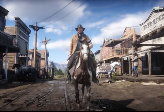 Red Dead Redemption 2 System Requirements - Can I Run Red Dead Redemption 2 System Requirements