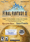 Final Fantasy XI: The Vana'diel Collection System Requirements