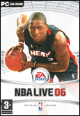 NBA Live 06 System Requirements