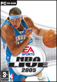 NBA Live 2005 System Requirements