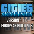Cities: Skylines - European Buildings System Requirements