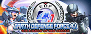 EARTH DEFENSE FORCE 4.1 The Shadow of New Despair