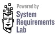 Powered By System Requirements Lab