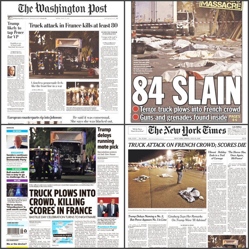 Wall Street Journal If Natural Disaster Strikes