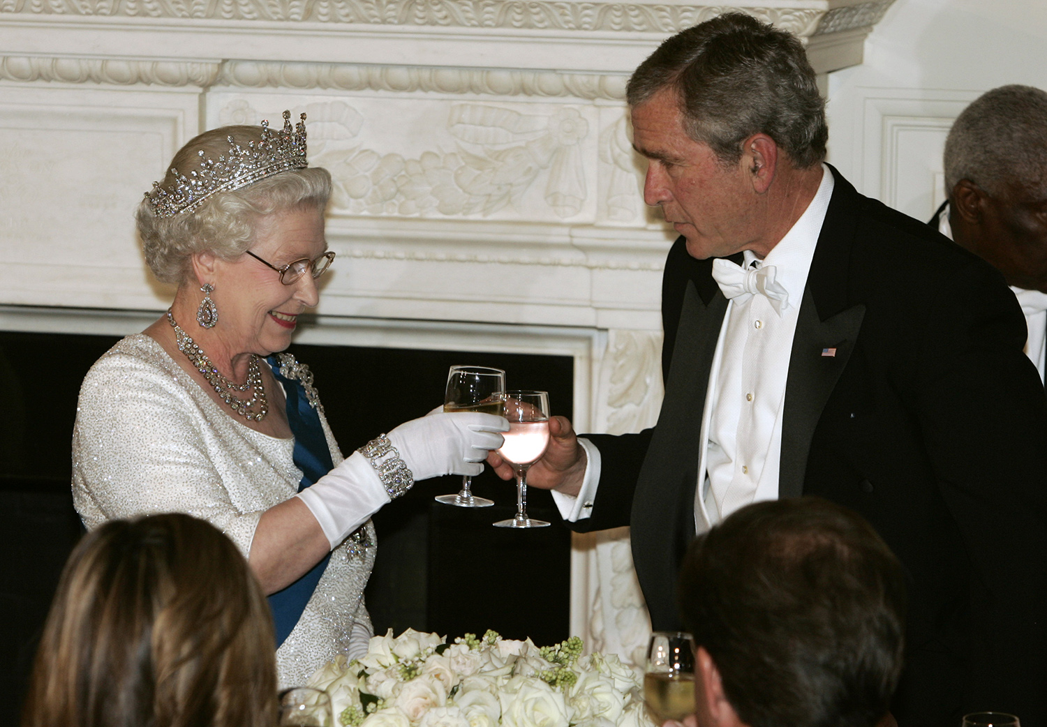 Photos Queen Elizabeth Ii Meeting With Every Us President