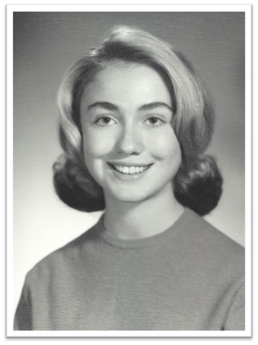 hillary clinton nude younger days