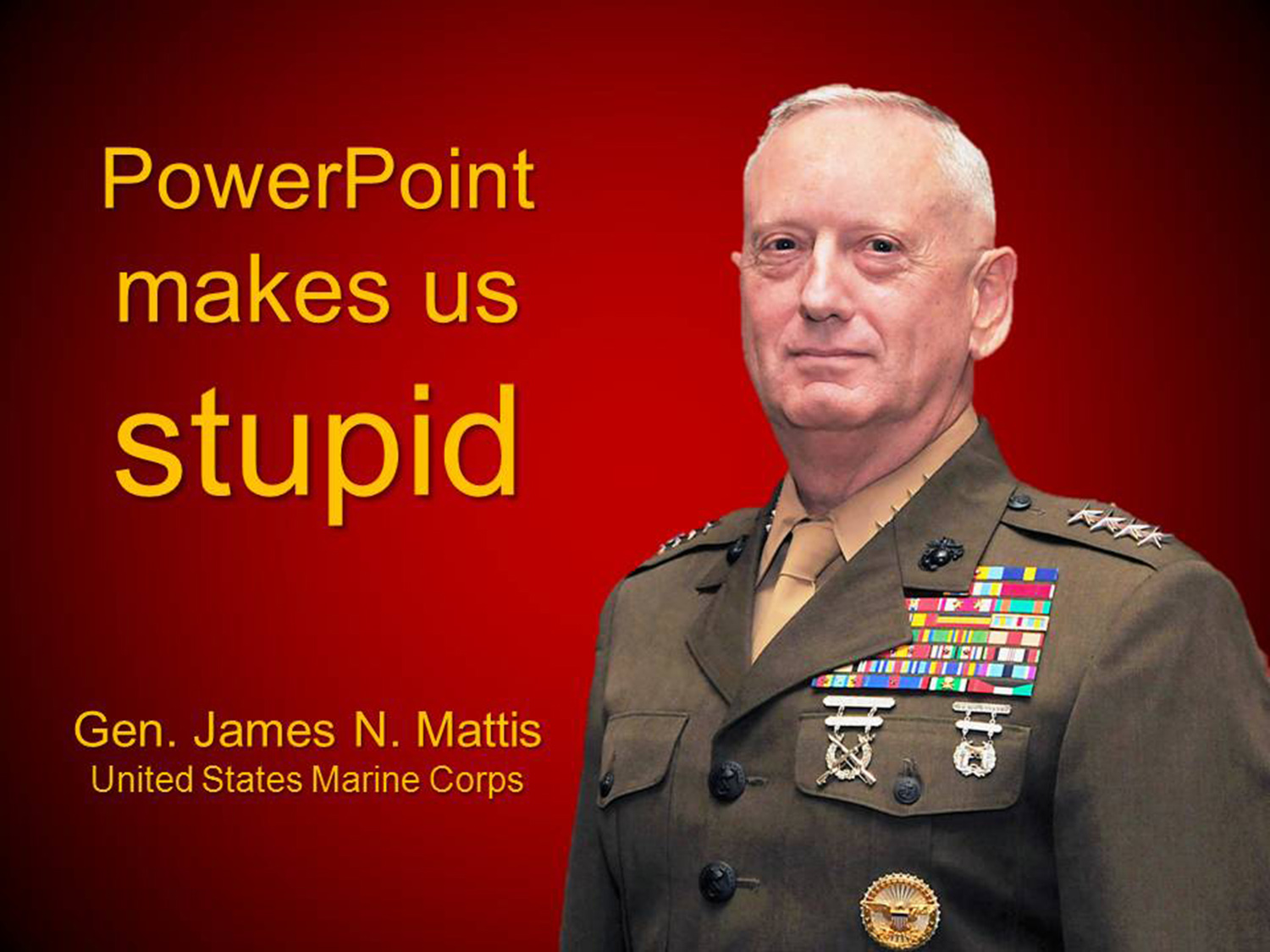 The 9 best (printable) Mattis memes