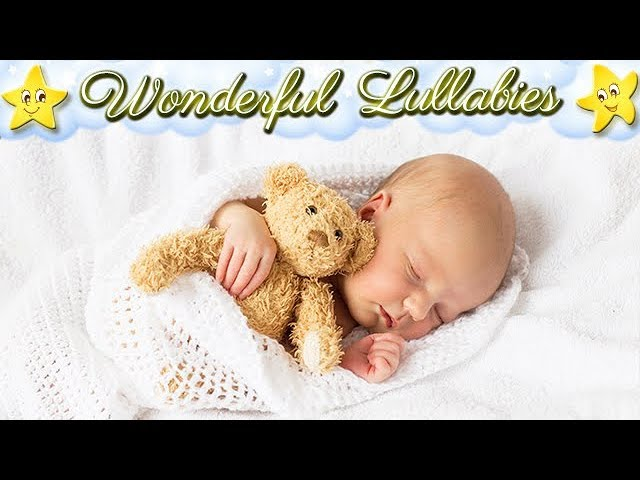 Super Soft and Soothing Baby Lullabies Collection ♥ New Calming Bedtime Sleep Music ♫ Sweet Dreams