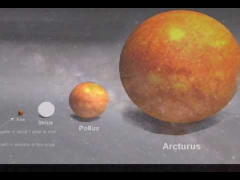 Largest Stars this side of the Milky Way