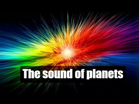 How do the planets in our solar system sound?  – NASA recordings