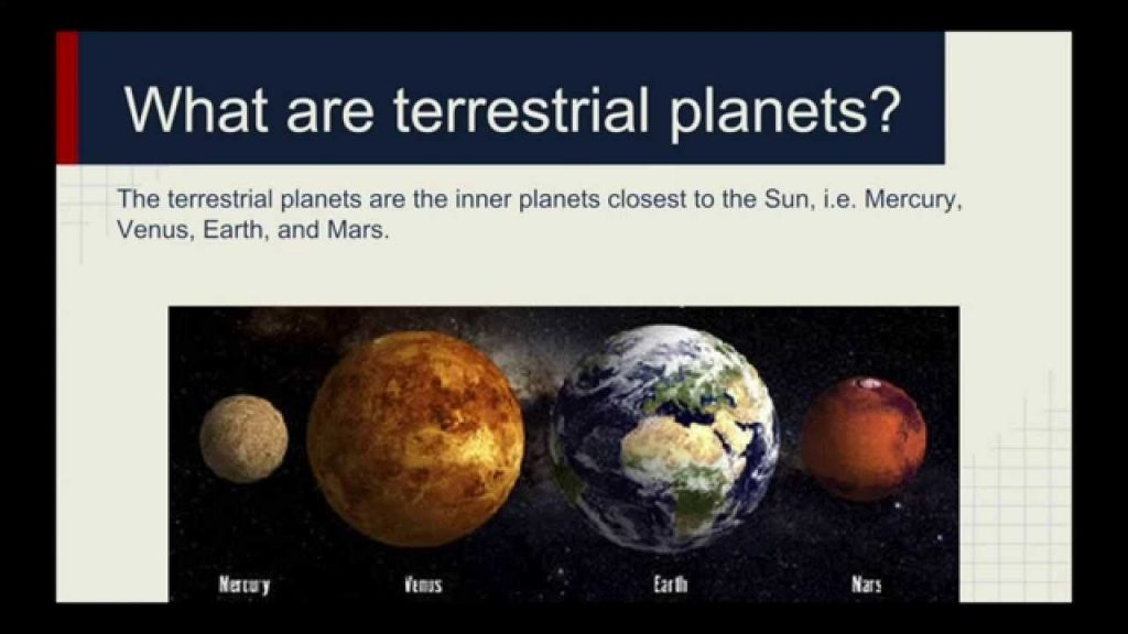 ASTRONOMY FACTS Of Inner Planets | Science Documentaries