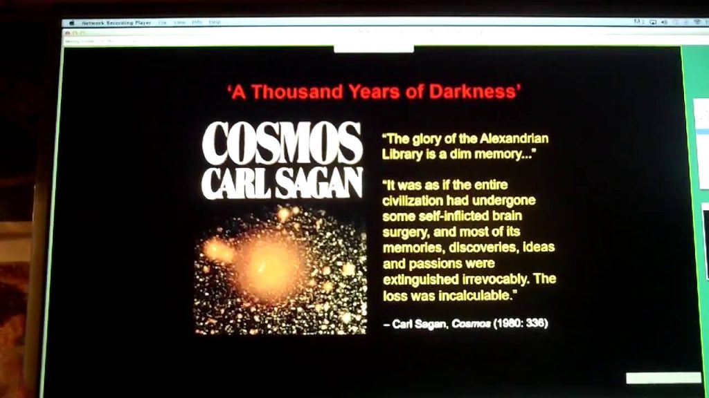 Monotheism vs Planets: Thousand Year War on Astronomy (SEAC 2016)