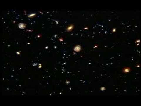"Carl Sagan ""100 Billion Galaxies each W/100 Billion Stars"""