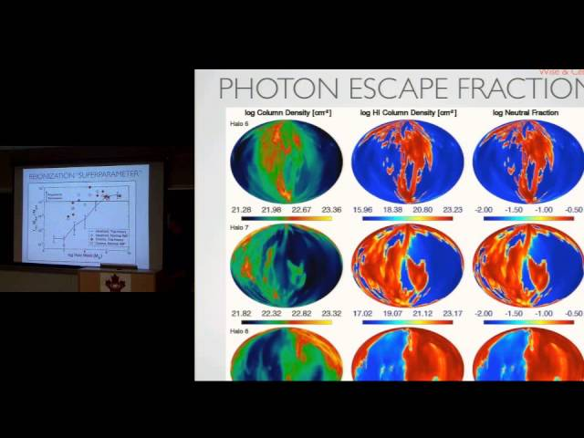 CITA 236: Starting Reionization with the First Stars and Galaxies