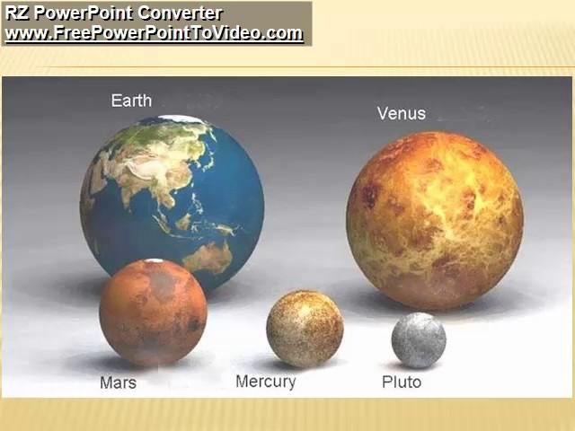 astronomy Solar System part3 Education