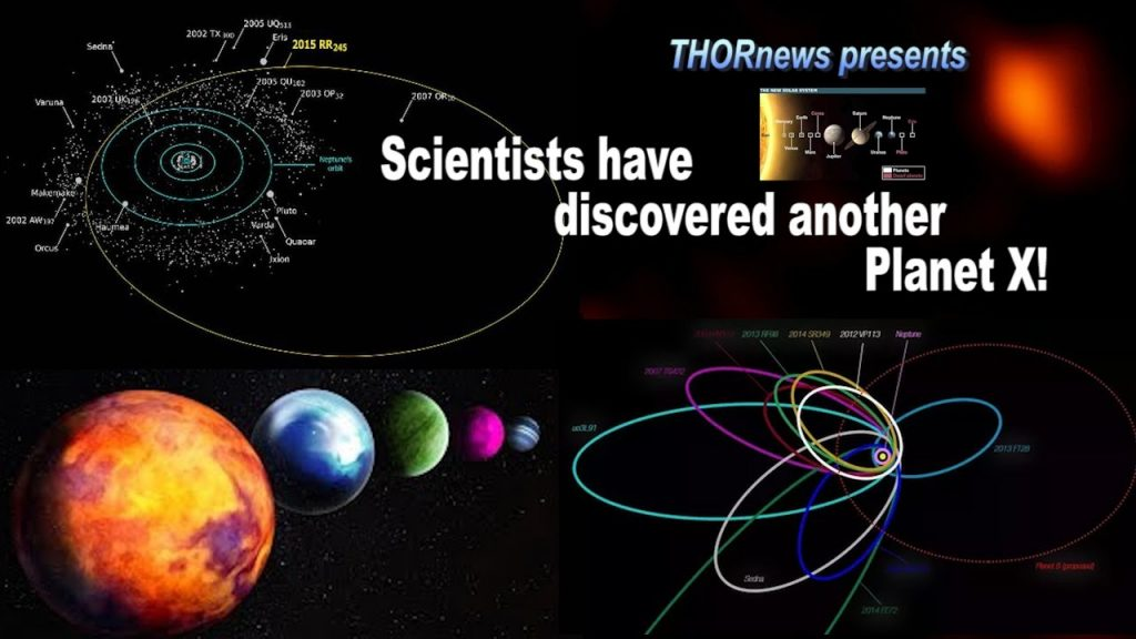 Another Planet X has been discovered in our Solar System! Dee Dee.