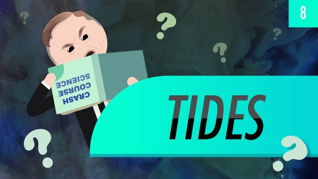 Tides: Crash Course Astronomy #8
