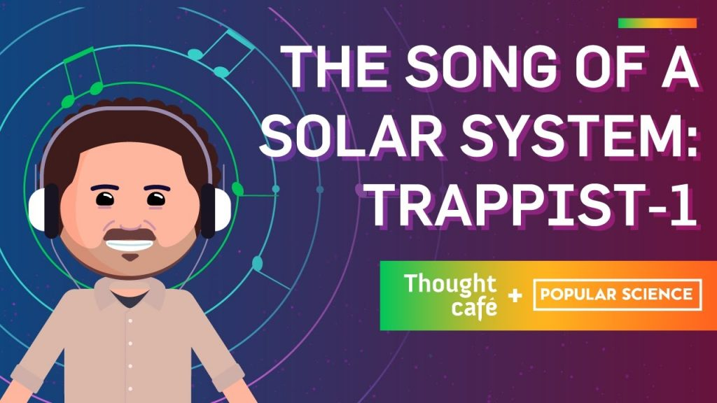 The Song of a Solar System: TRAPPIST-1