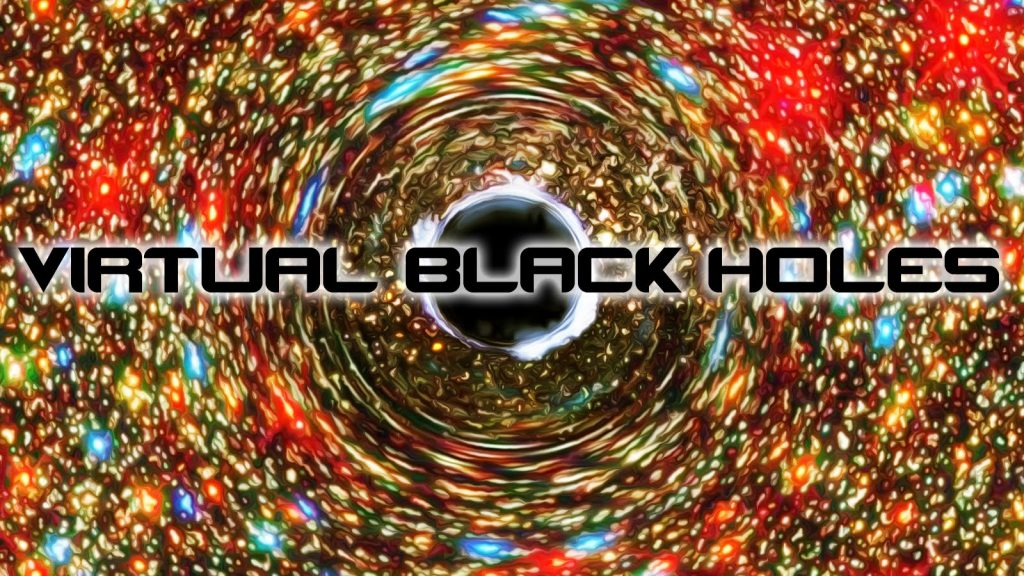VIRTUAL BLACK HOLES Confirms Hawking Radiation – BIBLICAL WHIRLWIND CONNECTION?