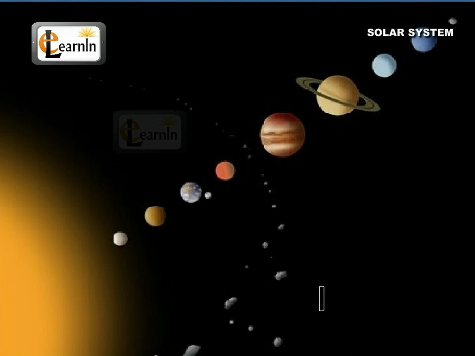 Solar System – Elementary Science