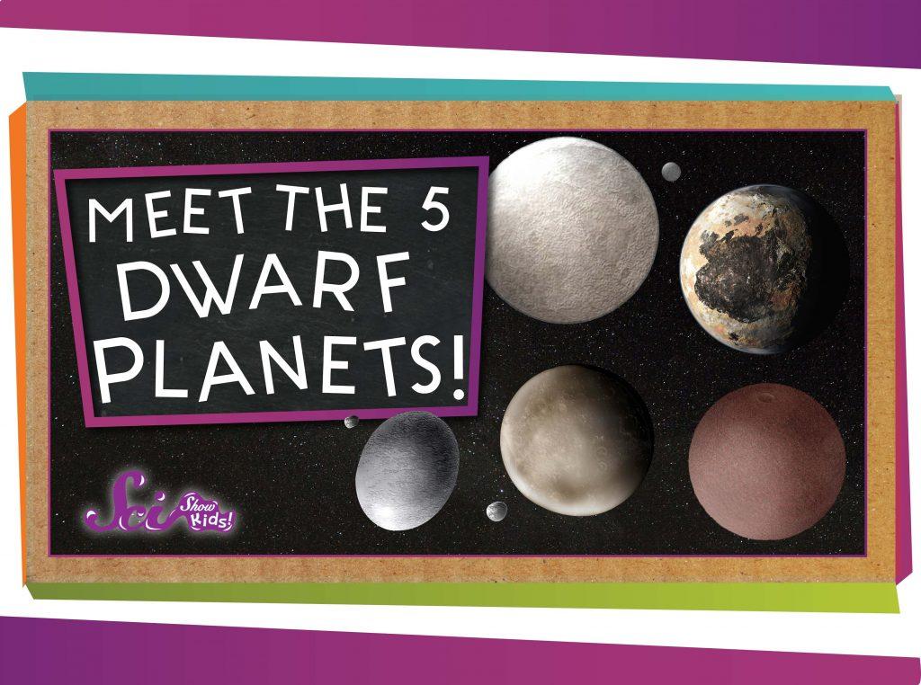 Meet the 5 Dwarf Planets!