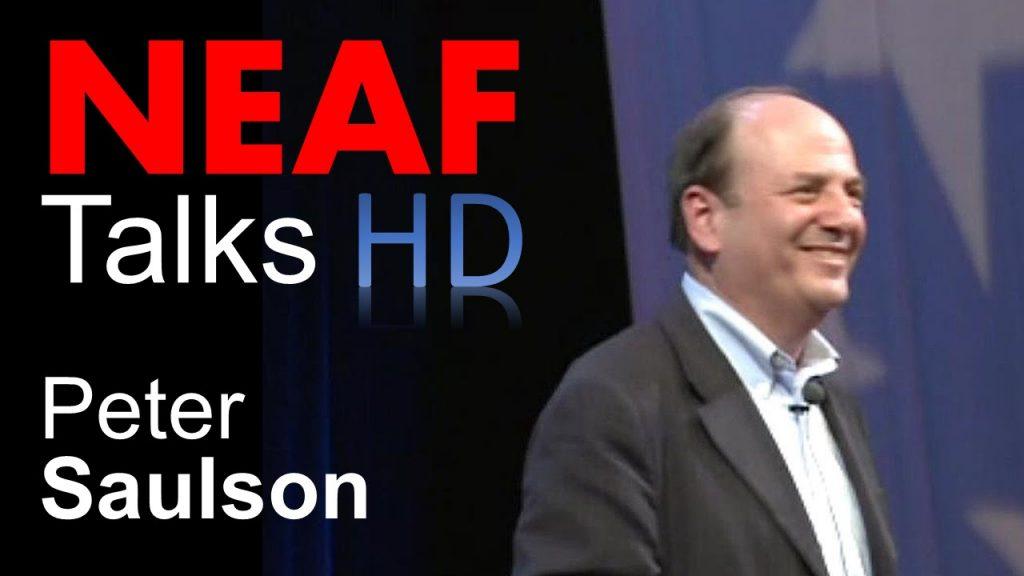 Peter Saulson | Advanced LIGO: Listening in on Black Holes | NEAF Talks