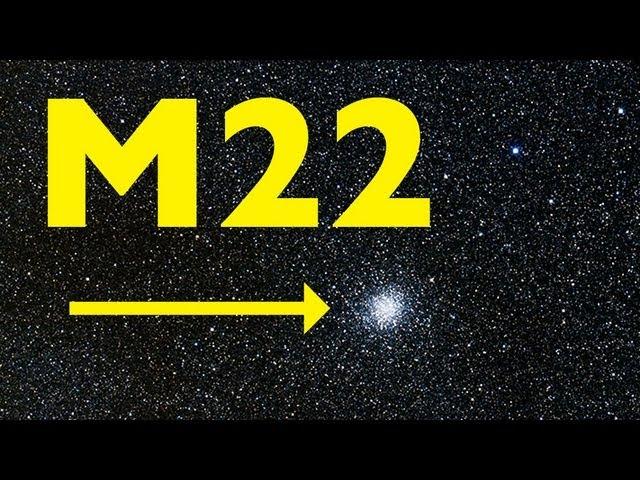 Black Hole Clusters (M22) – Deep Sky Videos