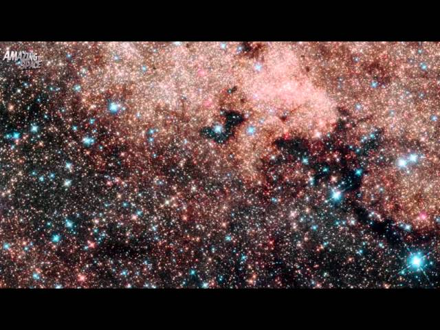Hubble Space Telescope: Zoom Into the Center of Our Galaxy NASA  / ESA video