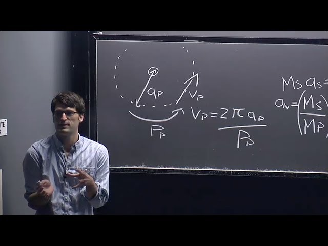 "Harvard Lecture, ""Life as a Planetary Phenomenon"" class: Exomoons"