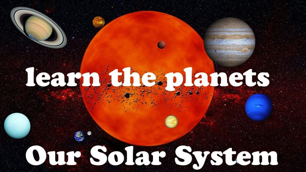Learning Planets for kids | Solar System song | Astronomy for Kids | Planets Finger Family Rhyme