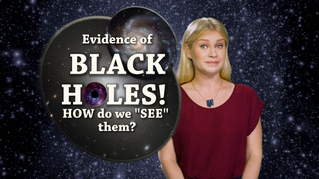Evidence of black holes | Space with Sarah #7 | @spacewsarah