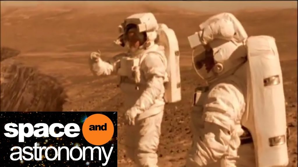 MARS – A Travelers Guide to the Planets | Full Documentary