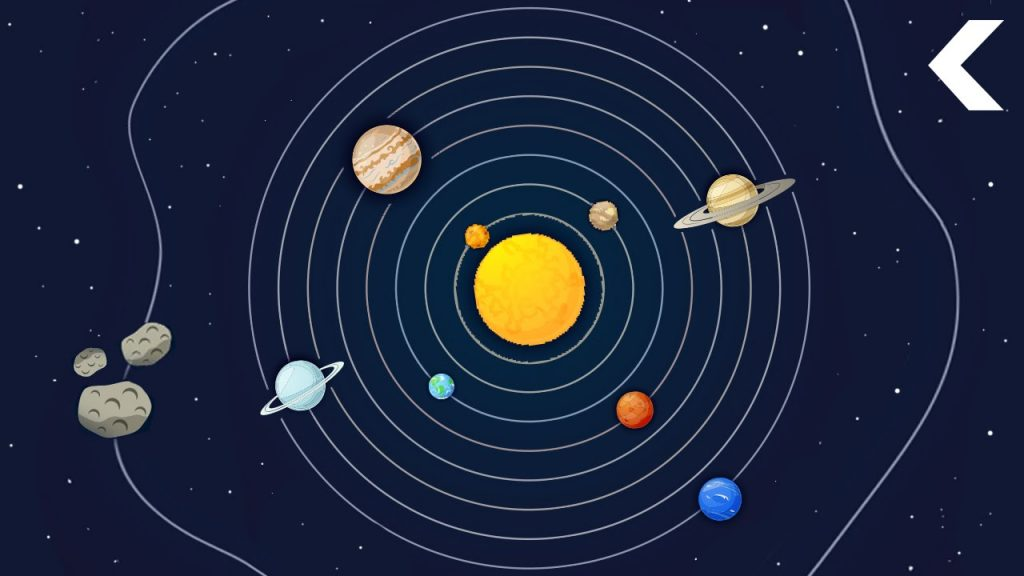 A Tenth Planet Could Be Warping Our Outer Solar System