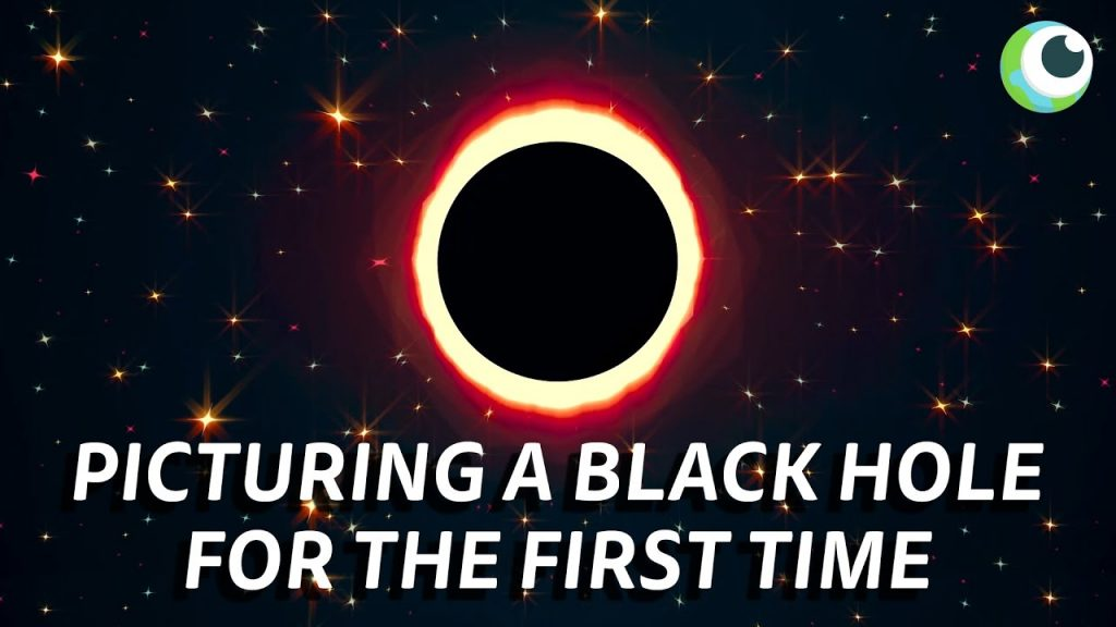 The Event Horizon Telescope – picturing a supermassive black hole at the centre of our galaxy.