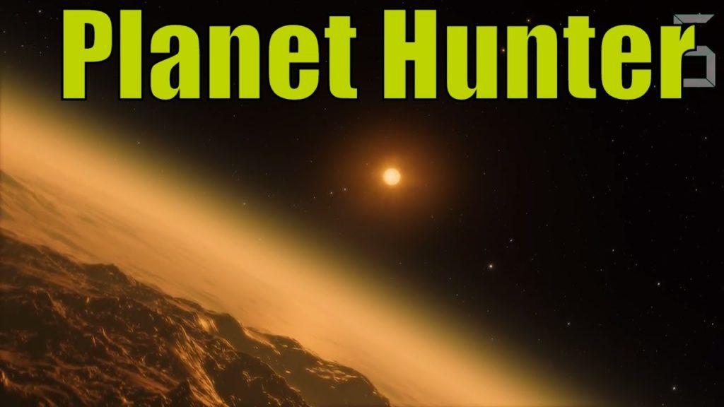 ESO: The New Planet Hunter – The search for Exo-Planets : 60 Second Space