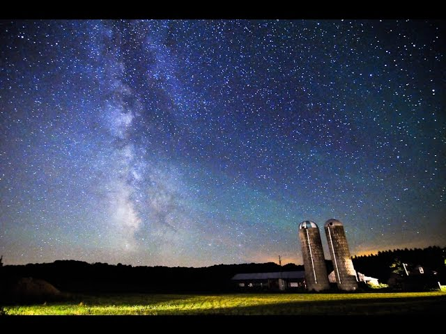How to – Take Pictures of the Milky Way