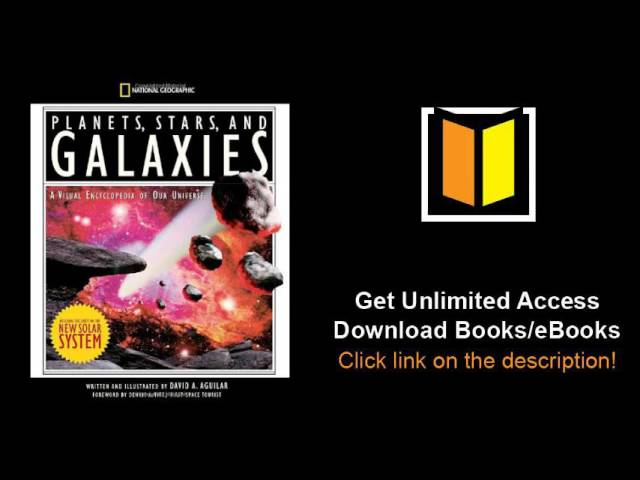 Best seller eBook Planets Stars and Galaxies PDF 2016