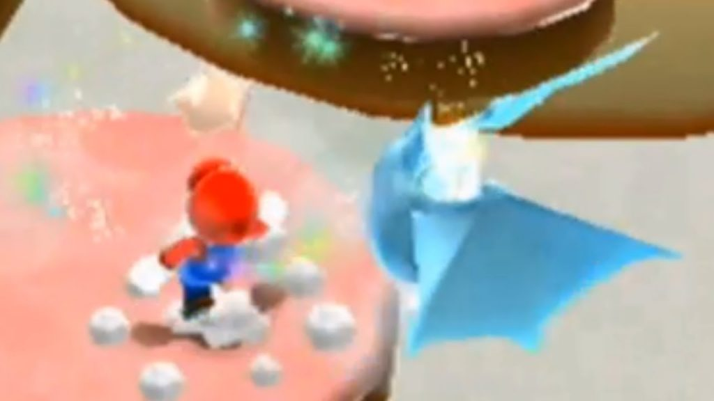 Neo Mario Galaxy – Part 2 – Ice spy some idiocy