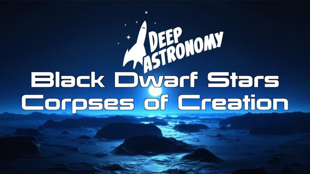 Black Dwarf Stars: Corpses of Creation