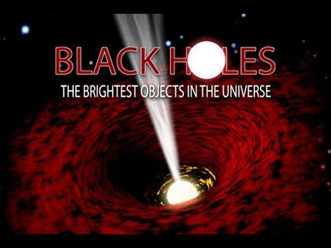 Public Lecture—Black Holes, the Brightest Objects in the Universe