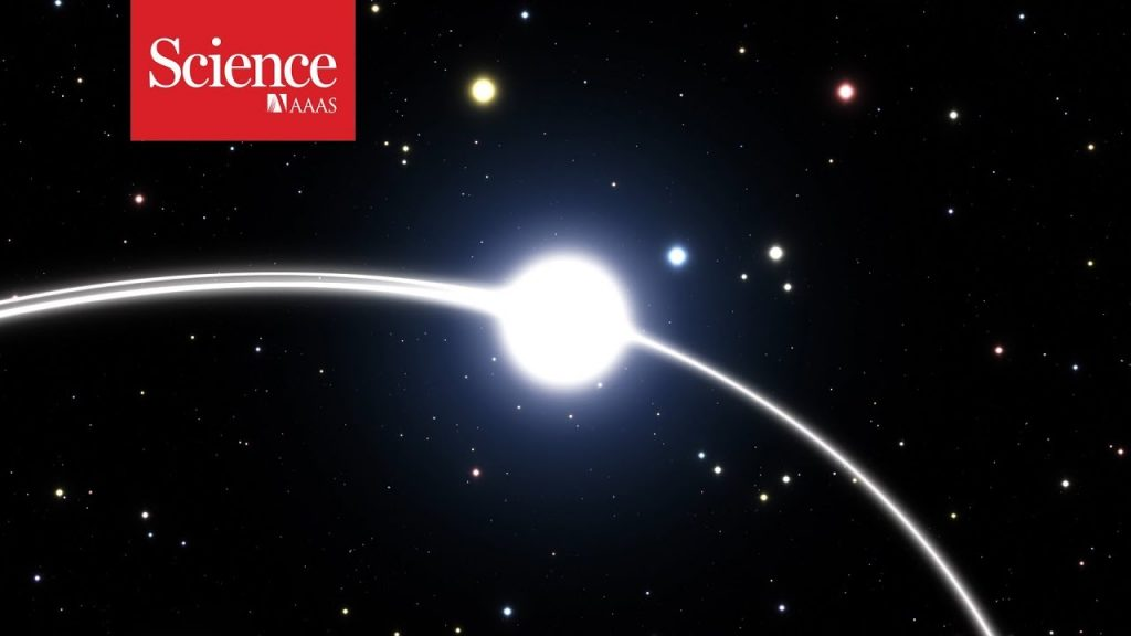 Evidence for relativity effects in stars orbiting supermassive black hole