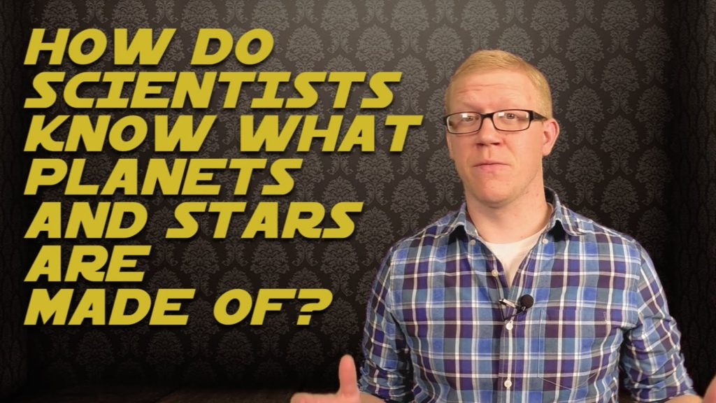 How Do Scientists Know What Planets And Stars Are Made Of?