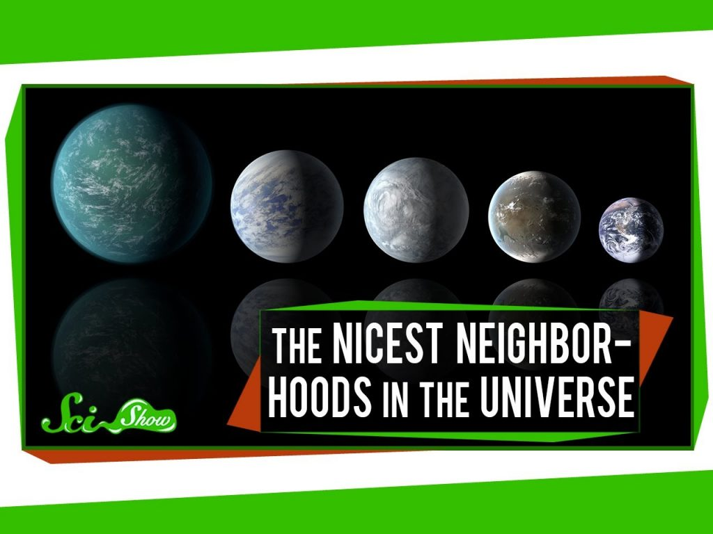 The Nicest Neighborhoods in the Universe