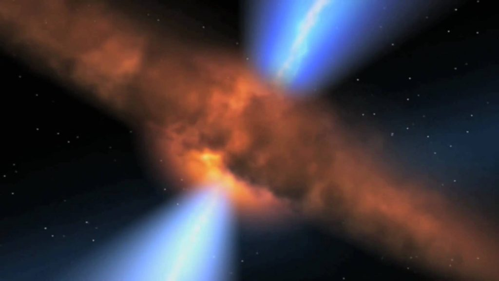 Hubble Black Hole Probe