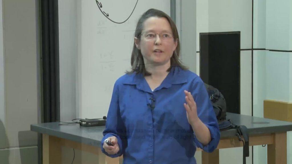 Eva Silverstein   Horizon Physics: Cosmology, Black Holes, and String Theory – 1 of 2