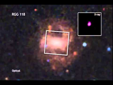 Black Hole in RGG 118 is a Real Oxymoron | Space Video