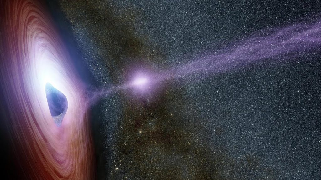Breakthrough Junior Challenge 2017:Black Holes