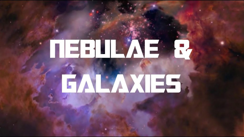 MODG Earth Science – ASTRONOMY – Nebulae & Galaxies