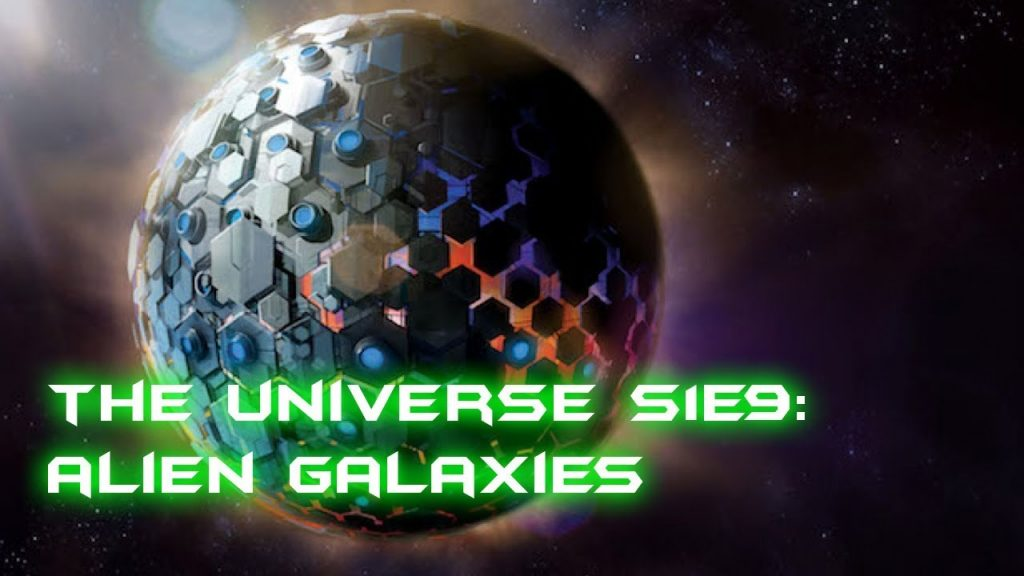ALIEN GALAXIES (Astronomy Documentary)The Universe S01E09