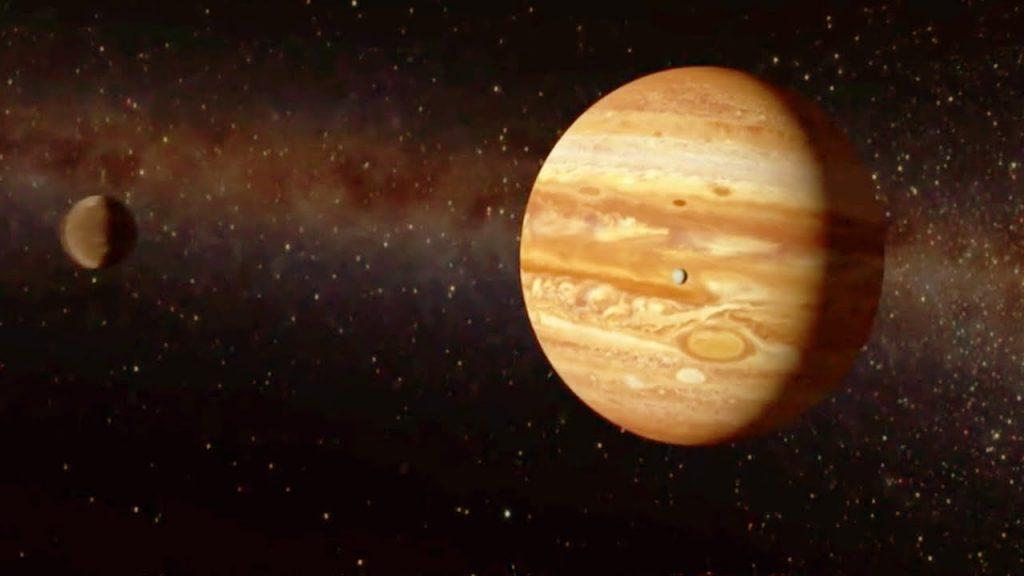 Giant Planet : Jupiter  (New space documentary )